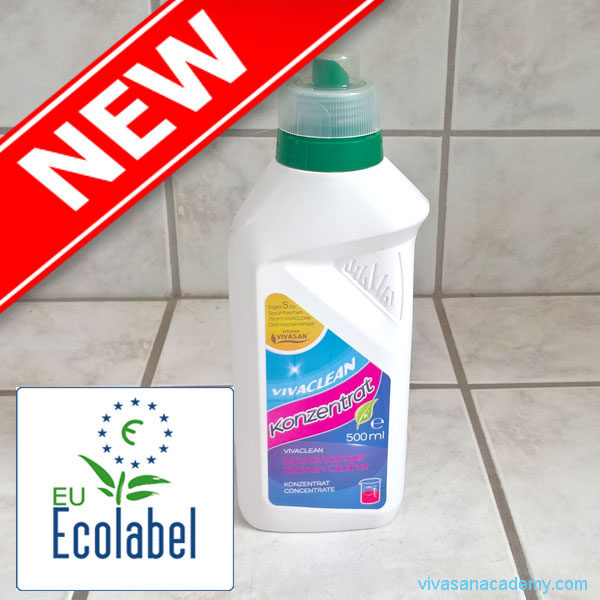 Eco Kitchen Cleaner Concentrate Vivasan